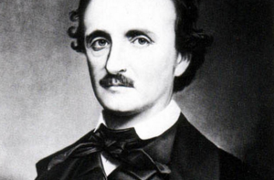 Edgar Allan Poe: another among the tragic writerly figures